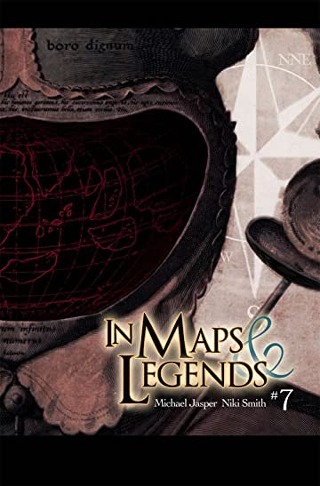 In Maps & Legends #7 (of 9)