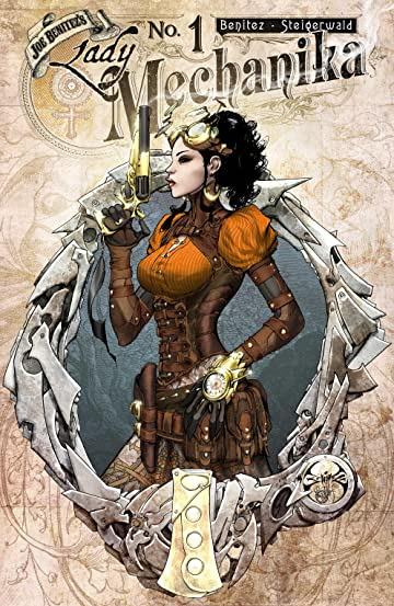 Lady Mechanika No.1