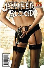 Garth Ennis' Jennifer Blood #3