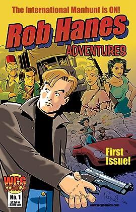 Rob Hanes Adventures #1