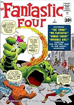 Fantastic Four (1961-1998) No.1