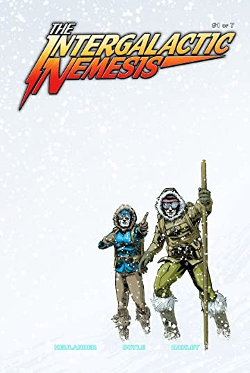 The Intergalactic Nemesis #1