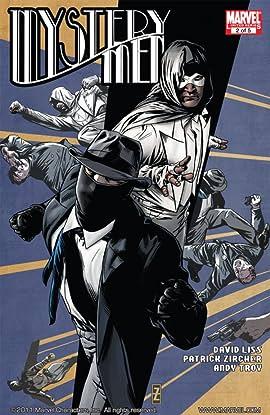 Mystery Men (2011) #2 (of 5)
