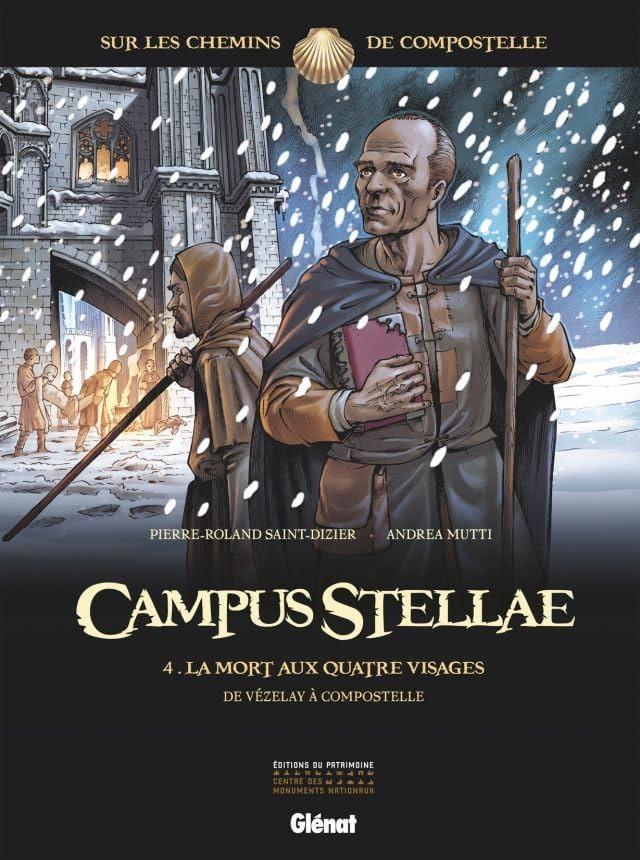 Campus Stellae Vol. 4: La mort aux quatre visages