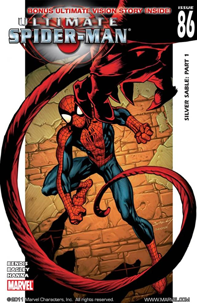 Ultimate Spider-Man (2000-2009) #86