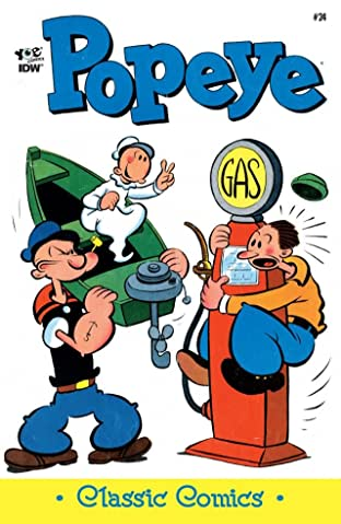 Popeye Classics No.24