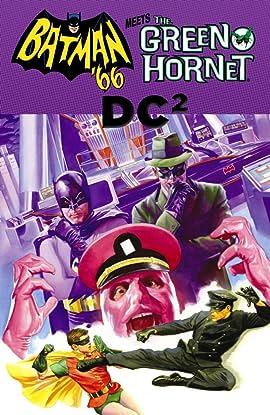 Batman '66 Meets The Green Hornet #5