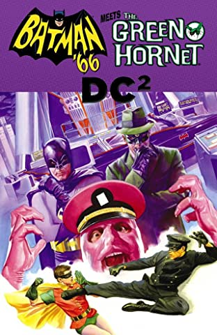 Batman '66 Meets The Green Hornet #5