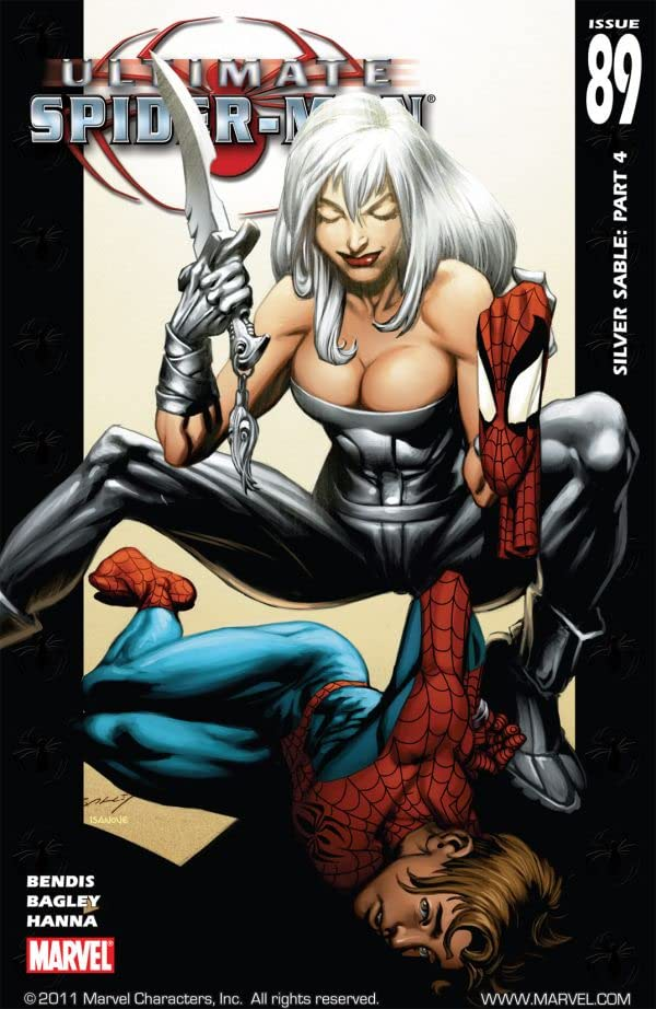 Ultimate Spider-Man (2000-2009) #89