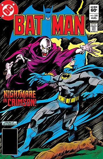 Batman (1940-2011) #350