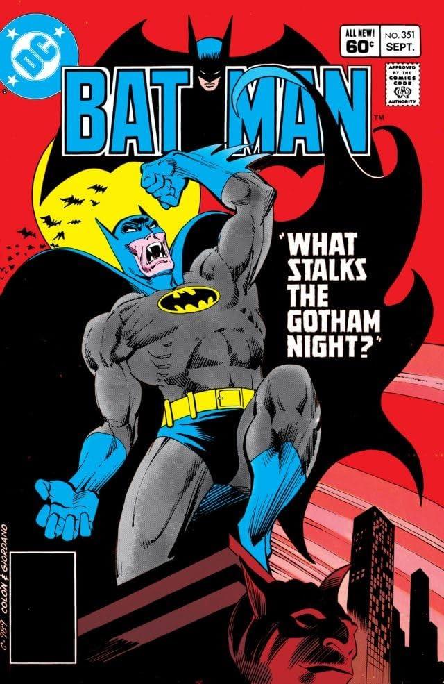 Batman (1940-2011) #351