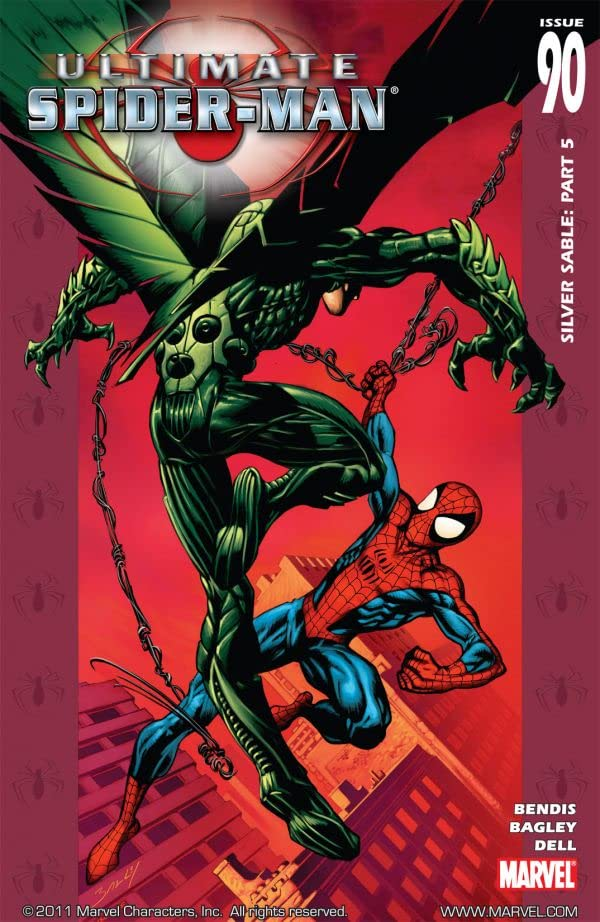 Ultimate Spider-Man (2000-2009) #90