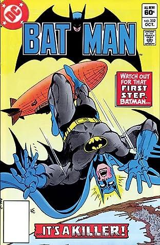 Batman (1940-2011) #352