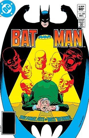 Batman (1940-2011) #354