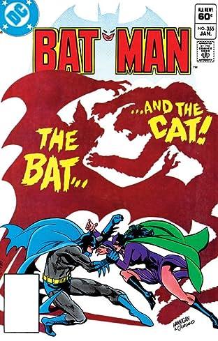 Batman (1940-2011) #355