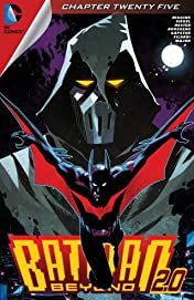 Batman Beyond 2.0 (2013-2014) #25