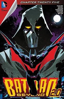 Batman Beyond 2.0 (2013-2014) #25