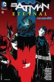 Batman Eternal (2014-2015) #15