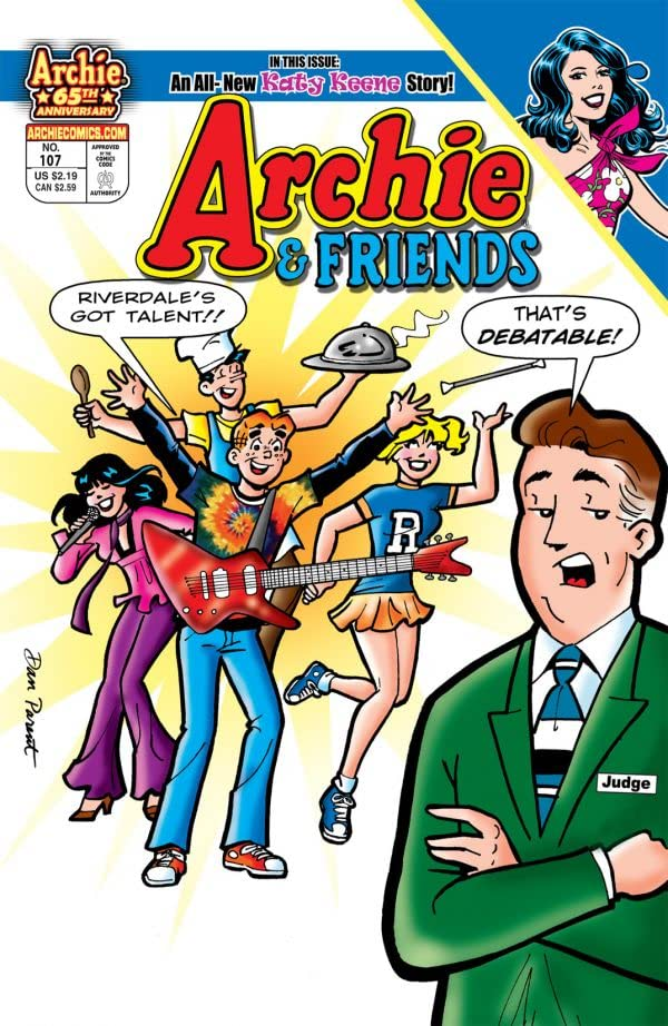 Archie & Friends #107