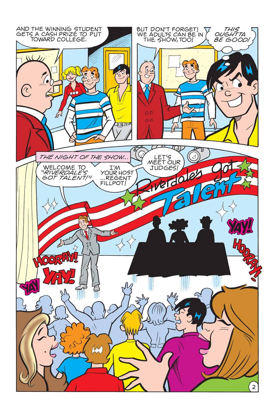 Archie & Friends #107