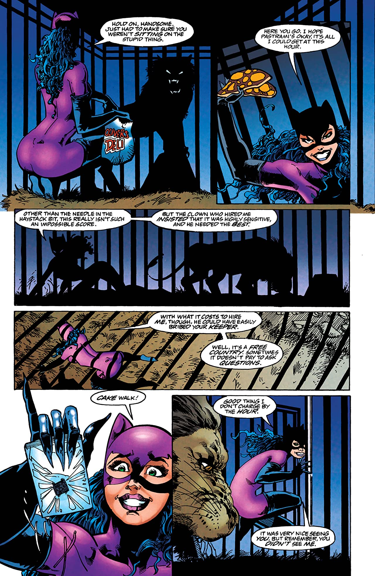 Catwoman (1993-2001) #63