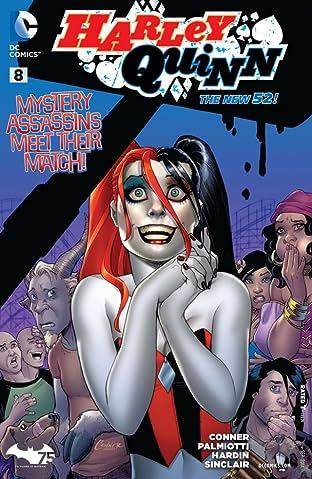 Harley Quinn (2013-2016) #8