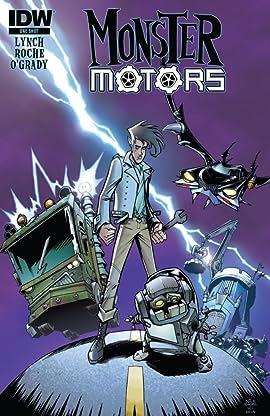 Monster Motors #1