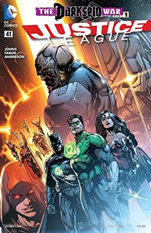 Justice League (2011-2016) No.41