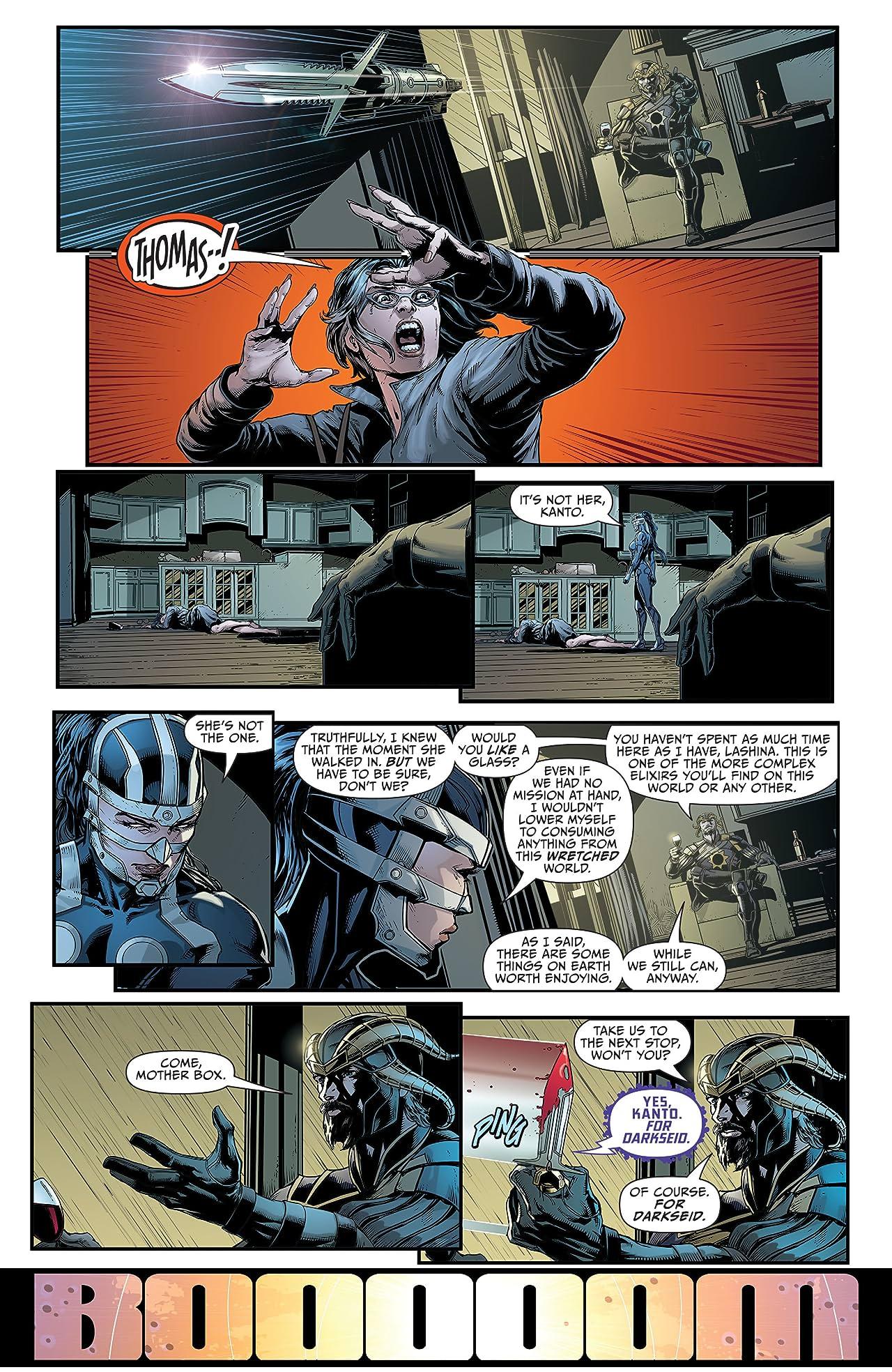 Justice League (2011-2016) #41