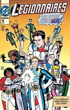 Legionnaires (1993-2000) #1