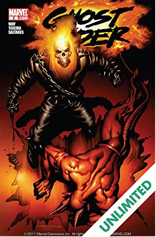 Ghost Rider (2006-2009) #2
