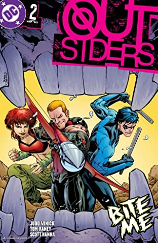 Outsiders (2003-2007) #2