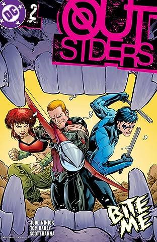 Outsiders (2003-2007) #2