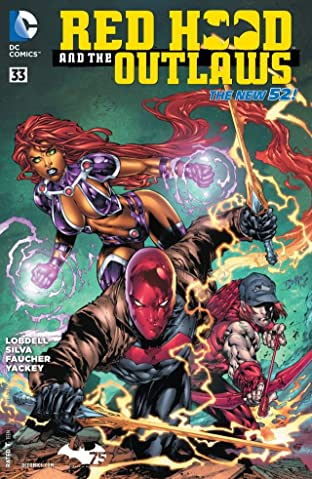 Red Hood and the Outlaws (2011-2015) #33