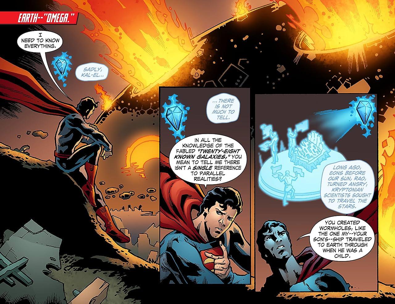 Smallville: Chaos #7
