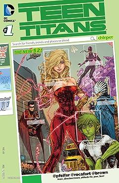 Teen Titans (2014-2016) #1