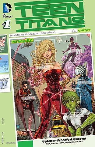 Teen Titans (2014-2016) No.1