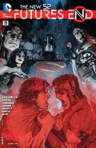 The New 52: Futures End No.11