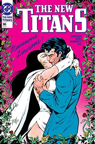 The New Titans (1984-1996) #66
