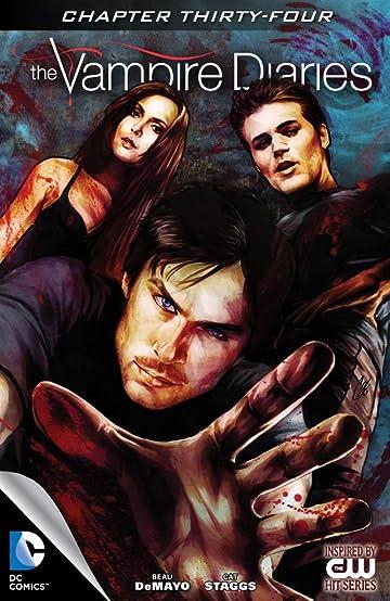 The Vampire Diaries #34