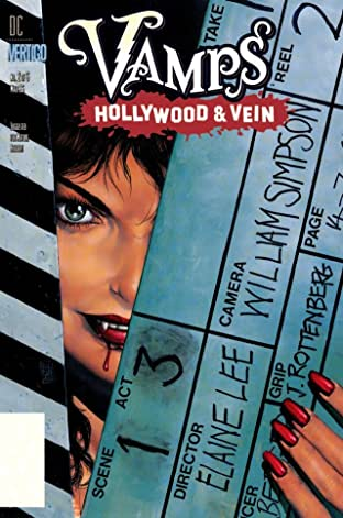 Vamps: Hollywood and Vein (1996) #2