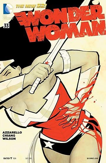 Wonder Woman (2011-2016) #33