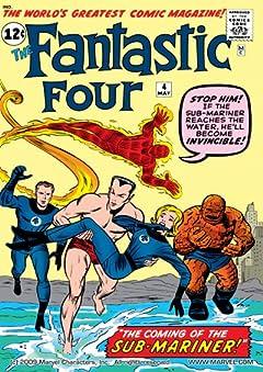 Fantastic Four (1961-1998) No.4