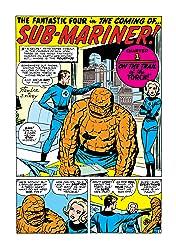 Fantastic Four (1961-1998) #4
