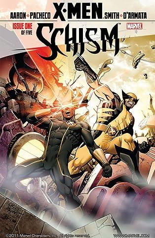 X-Men: Schism #1 (of 5)