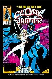 Cloak and Dagger (1983) #1 (of 4)