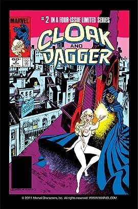 Cloak and Dagger (1983) #2 (of 4)