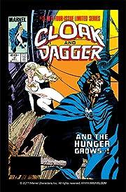 Cloak and Dagger (1983) #3 (of 4)