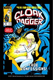 Cloak and Dagger (1983) #4 (of 4)