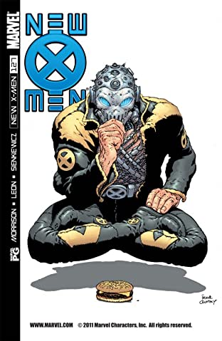 New X-Men (2001-2004) No.127